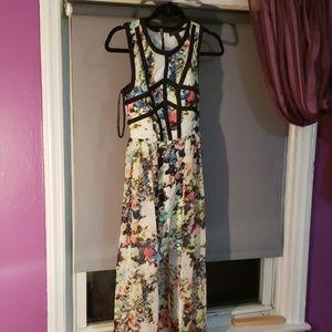 Junior's Flower dress